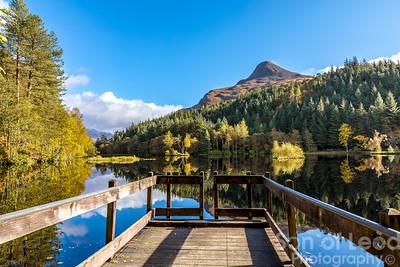 Glencoe Lochan - Glencoe