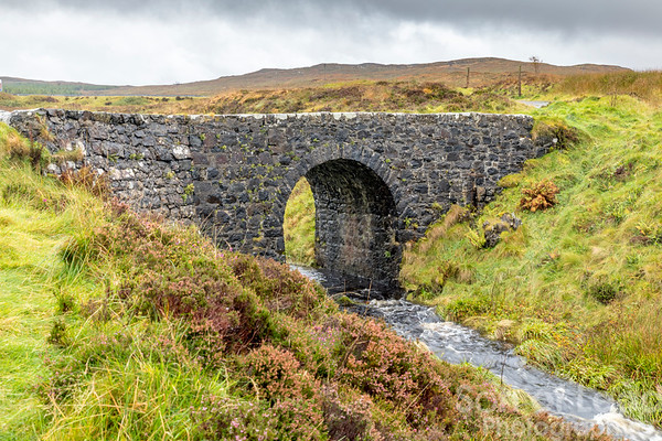 The Fairy Bridge - Waternish, The Isle of Skye