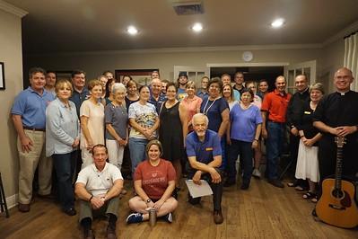 2018-07-17 Fall 2018 Alpha Team Training Group