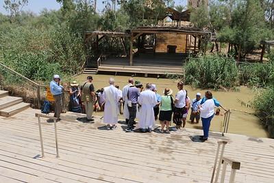 2018-06-24 Holy Land Day 06 - Bethsaida, Bet She an, Jordan River, Jericho