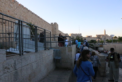 2018-06-27 Holy Land Day 09 - half day -Church of the Holy Sepulchre Mass and more