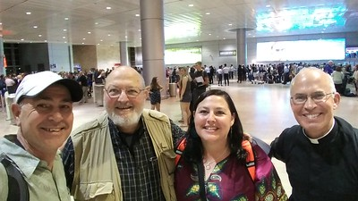 2018-06-29-30 Holy Land Day 12 Travel Home