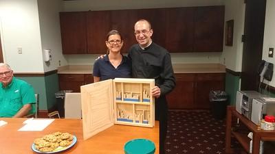 2018-10-11 Deacon Dan Lay Support Committee Last Mtg