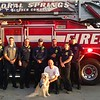Visiting PD  & FD in Florida #4