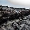 Lava at the base of Mauna Kea, Hawaii