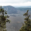 Kilauea Iki Crater from the Pu'u Pua'i Overlookl, Hawaii Volcanoes NP, Hawaii