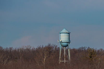 Prophetstown State Park in January