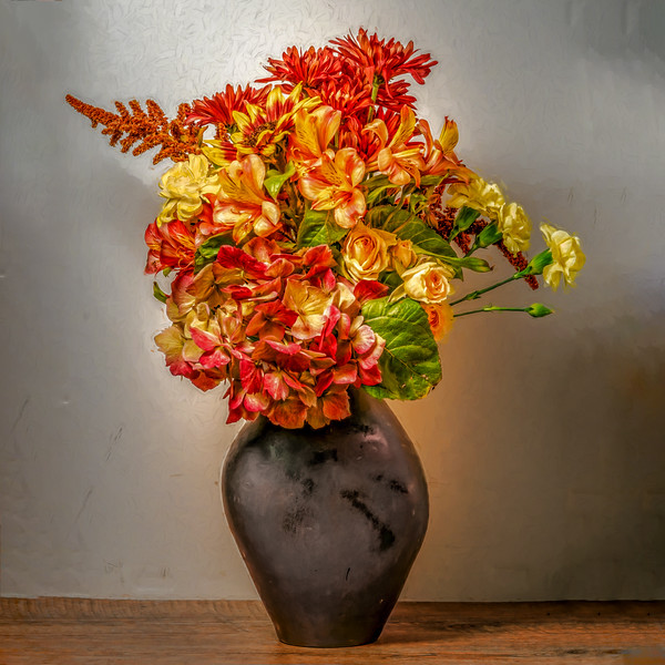 10-05-18 Fall Bouquet