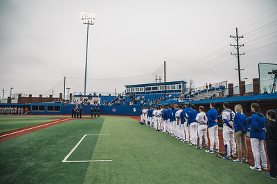 Indiana State baseball takes on Indiana University at Bob Warn Field on March 28, 2018.