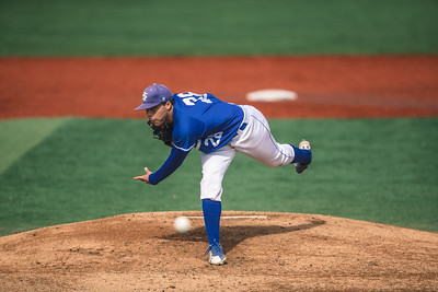 Indiana State baseball takes on the Missouri State Bears at Bob Warn Field on March 30, 2018.