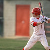 The West Lafayette Red Devil baseball team takes on the Harrison Raiders on April 12, 2018.