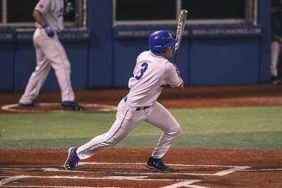 Indiana State baseball takes on Evansville at Bob Warn Field on May 12, 2018.