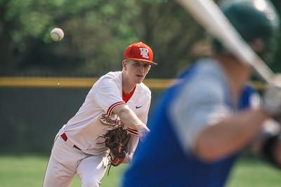 West Lafayette baseball senior night 2018