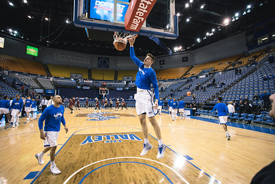 Indiana State takes on the Loyola Ramblers on Saturday, February 10, 2018 at the Hulman Center in Terre Haute, Indiana.