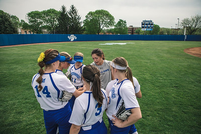Indiana State softball takes on Loyola at Price Field May 5, 2018.