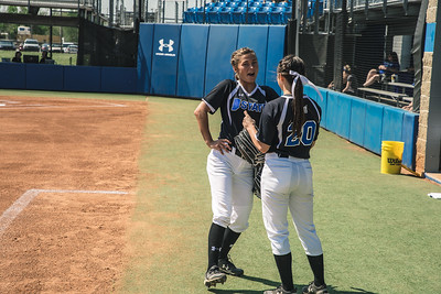 Indiana State softball takes on Loyola at Price Field May 6, 2018.