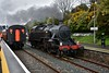 """No. 4 runs around its train at Wicklow prior to forming the 1240 Wicklow - Greystones """"Easter Eggstravaganza"""" Spl. Mon 02.04.18"""