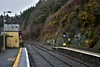 Views of Rathdrum Station. Looking south to Arklow. Note the Wood Siding on the right which is now a run off siding. Mon 02.04.18