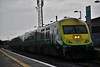 4001 flies through Portlaoise with the 1425 Cork - Heuston. Thurs 09.08.18