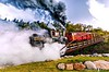 Mount Washington Cog Railway No. 9 - Waumbek