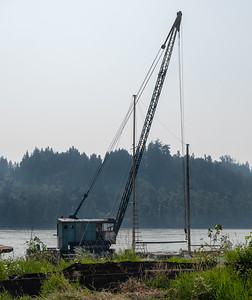 Barge Crane