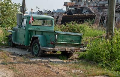 1947 Jeep Pickup