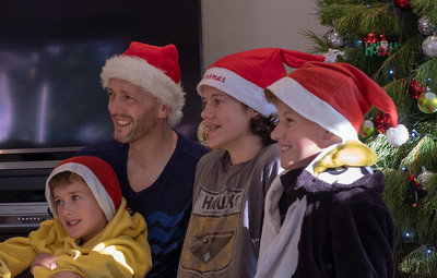 Isaac, Stuart, Ethan, Samuel