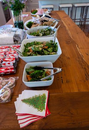 Salads, Turkey & Ham