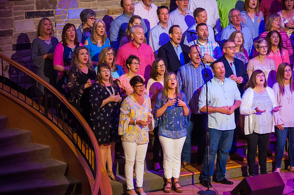 Easter Sunday Worship April 1, 2018