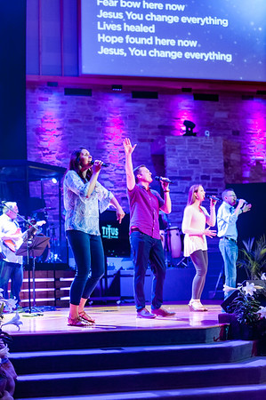Saturday Worship March 31, 2018