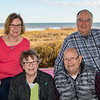 Connie, Barb, Claude, Eric