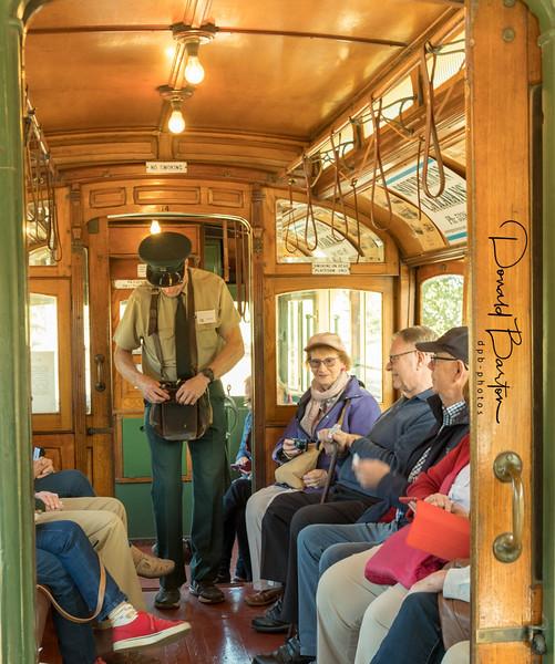 "The Tram ""Connie"""