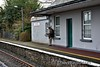 Waiting for a train at Castleconnell. Sat 13.01.18