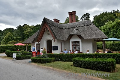 Deenagh Lodge, Killarney National Park. Sat 14.07.18