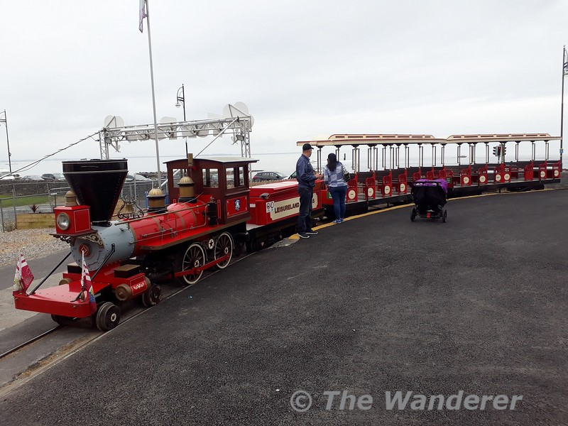 The Leisureland Express at Salthill in Galway. Sat 02.06.18
