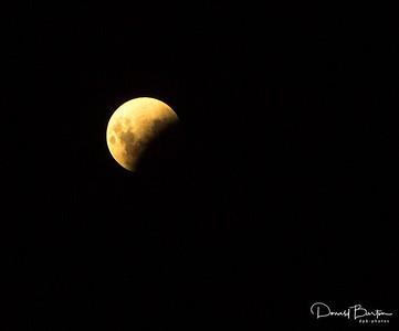 Eclipse ~ half way