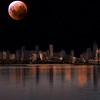 Full Eclipse over Skyline