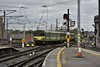 8126 + 8128 + 8104 arrive into Connolly with the 1430 Malahide - Greystones. Tues 01.05.18