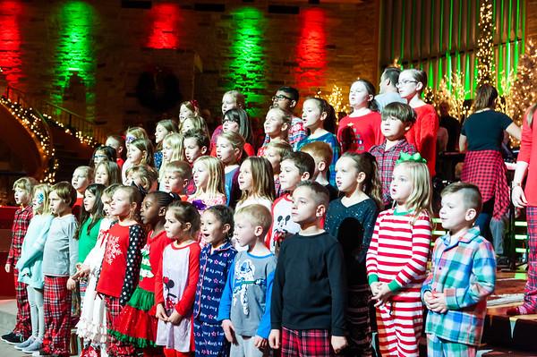 McKinney Christmas Rehearsal November 24, 2018