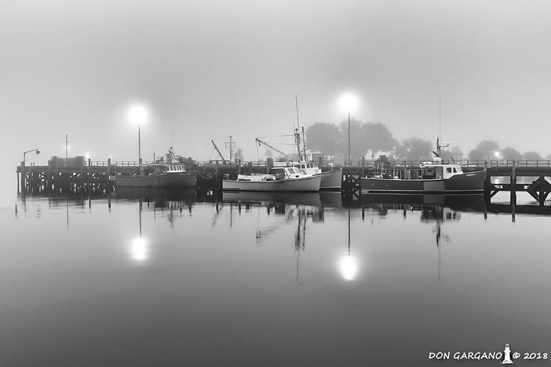 Commercial Fish Pier