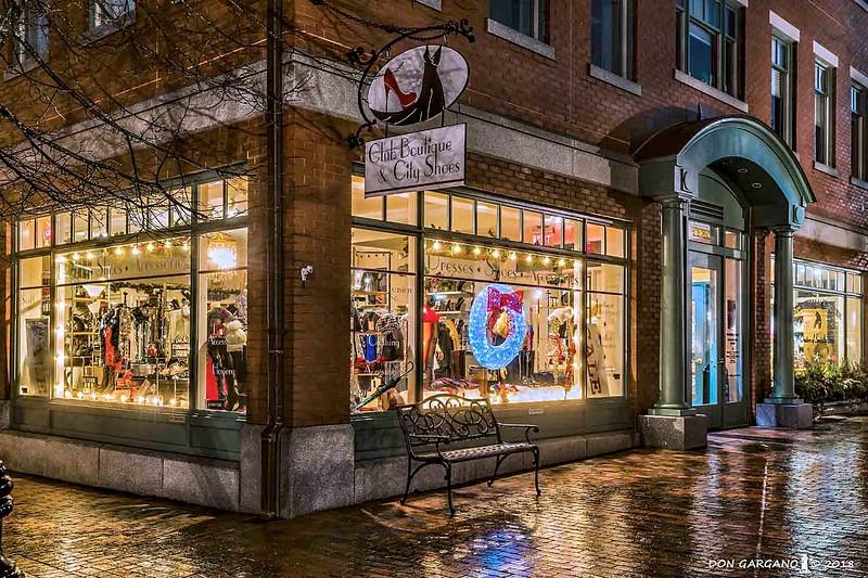 Club Boutique & City Shoes