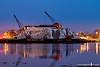 Portsmouth Salt Pile