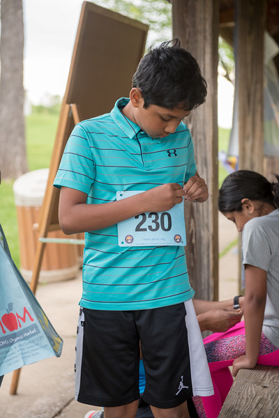 Kids on the Run 2018 - Photo by M. Garcia Ripa, MCRRC