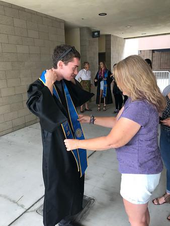 UCSB Graduation 2018