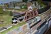 Bushville is a HO gauge US themed Club layout presented by David Heath & Robert Roche (Wexford MRC). Sun 01.04.18
