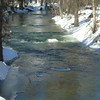 Pipe Creek in Winter