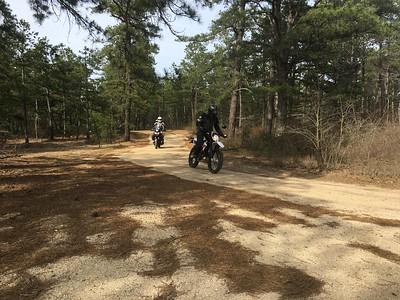 2018 Pine Barrens Adventure Camp April 20th