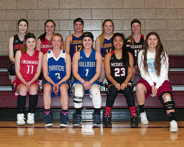 2018 Polar League Basketball All-Stars