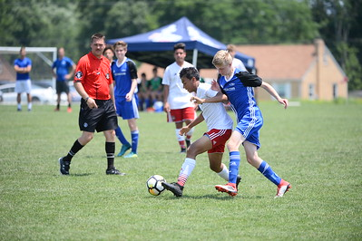 (1200pm-10) 03 Sporting Wichita Elite (KS) Vs MO Rush 2003 United (MO)