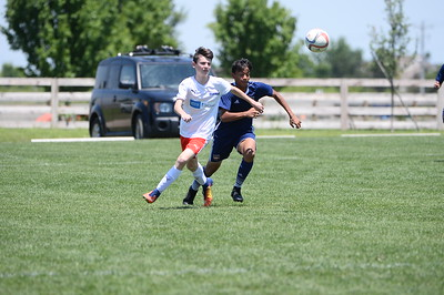 (1200pm-10) Kings Hammer Academy 03 Grey (KY) Vs Sporting Wichita Elite (KS)